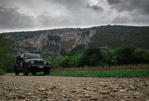 Off Road To Kalymnos Climbing Festival 2013 / Offroad trip from Arco di Trento to Greece onboard Jeep® Wrangler Rubicon 10h Anniversary for The North Face® Kalymnos Climbing Festival  http://www.jeep-people.com/en/?m=kalymnos-climbing-festival-2013