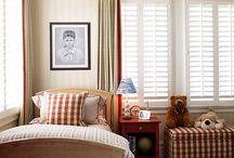 boy bedroom / by Liz Livingston