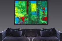 Coloristic Variations Art Prints / www.emiliaswitala.com www.etsy.com/shop/EmiliaSwitalaArtist #art #artist #Painter #Contemporaryart #Contemporarypaintings #Contemporaryartist #Abstractart #Abstractpaintings #Largeartprints #Artprints #Artforinterior #Artforinteriors #artwork #Bilder #pinturas #painting #paintings #minimalart #minimalism #abstractexpressionism #colorfield #colorfulart #modernart #watercolor #acrylic
