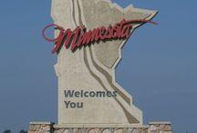 Home State  / Were I call home. Minnesota  / by Steve Sandberg