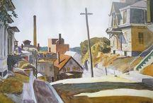 Edward Hopper/Sally Storch