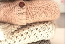 Sweaters, Sweatshirts, Cardigans / by Emma