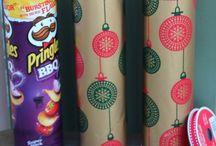 Christmas time / Decor/ wrap/ food / by Jennifer Johnson Cremer