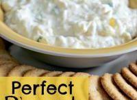 Finger Foods/ Dips/ Cheese Balls