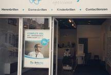 Brilerbij opticiens / onze winkel in Rotterdam zwartjanstraat 20a 3035AS Rotterdam