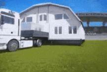 Portable home / Design