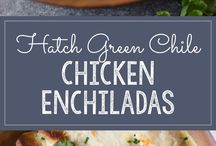 hatch green chili recipes