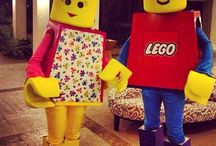 Legopoppetjes carnaval