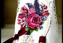 Birthday Cards Tutorials and Inspiration with Spellbinders / Learn how to make the perfect birthday card or find the inspiration you need!