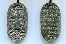 amulets and jewellery