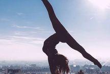 Gymnastics and Ballet
