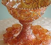 carnival glass-displays, wishes, identify