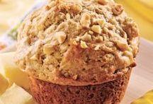 muffins beurre peanut