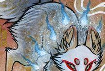 spirits and animals