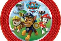 Paw Patrol / Paw Patrol  Parties supplies for Paw Patrol théme