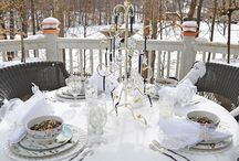 Table Settings: Winter
