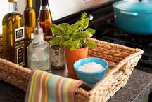 Organizing Kitchens and Pantries / Get your kitchen up to speed with the latest organizing trends.
