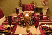 Red/Gold Christmas / 2015 Christmas @ Owl Residence