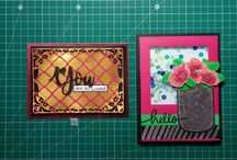 Craftyscrappers Craft Supplies Inspirations / This board contains, creations made by different talented individuals in india as inspirations using the craft supplies from the craftyscrappers store.