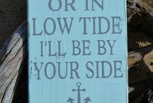 Wedding nautical