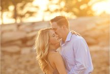 Golden Hour | TWP / Golden hour and sunset photography - Creative ideas for engagement photos!
