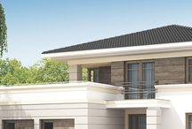 PIĘTROWE - Nasze domy / Kolekcja wybranych domów piętrowych pracowni Domowe Klimaty