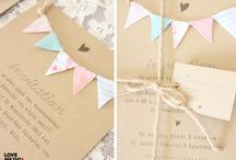Naming day ideas / Inspiration for an amazing day