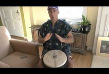 Djembe / by Carrie Gold
