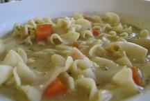 Soups / by Les M