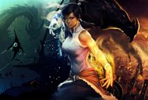 Legend of Aang e Korra