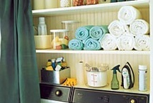 Laundry Room / by Bobbi-Lyn Kirton