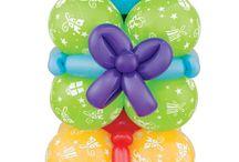 Balloons... / Palloncini,che creano atmosfere,non solo per i piccini,anche per i grandi,ogni festa che si rispetti ha il suo ballon....