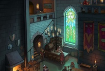 Art References - Interiors