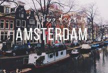AMSTERDAM / Tip og steder at besøge i Amsterdam