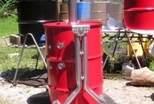 UDS Smoker / Build project / by Todd Alvey