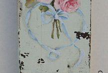 Old rose color