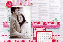 Valentines Day Layouts / by Elizabeth Cabral
