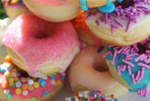 Donuts- Fánkok