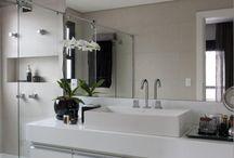 Banheiro luxuoso / Luxuosos banheiros com uma decoração simplesmente incrível!