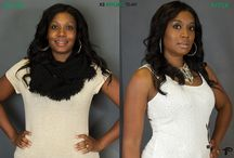 Makeovers / Before and After photos of #RealWomen Makeovers