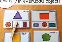 Kindergarten - Maths