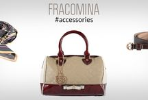 Accessories / Pick the right Fracomina accessories for your style! Discover all models and colors>www.fracomina.it