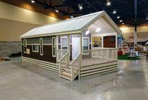 Farm House Park Model RV