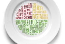 Portion sizes and control