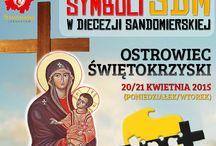 Peregrynacja Symboli - Ostrowiec Św.