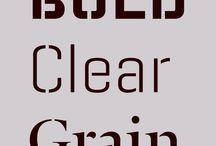 영문폰트(English fonts)