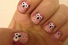 Fingernails / by Deena Johnson Purvis
