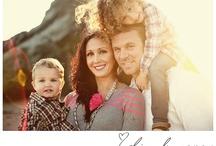 FAMILY PHOTO INSPIRATION / by Kelly Portnoy