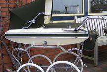 van Delft kinderwagens