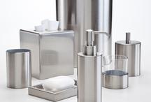 Sleek & Contemporary Bath Accessories / by Labrazel Home